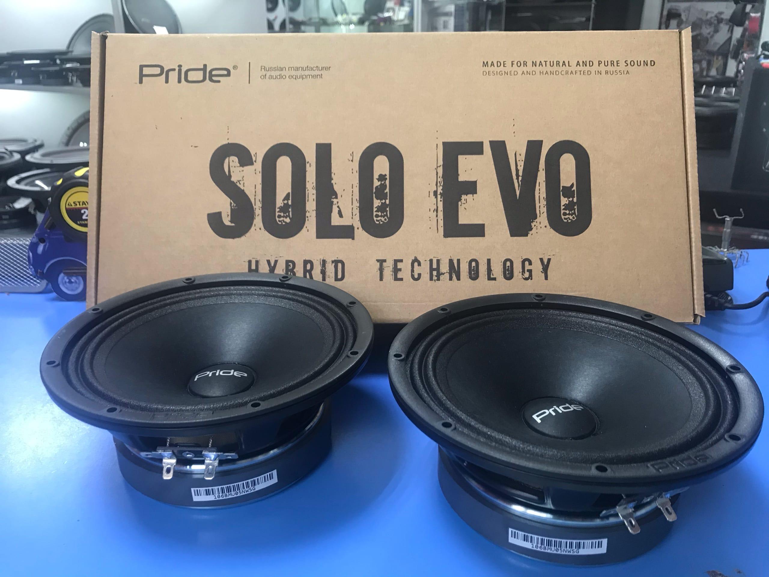 Pride Solo EVO 6,5